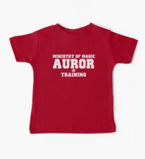 Auror in Training Baby Tee