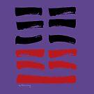 24 Returning I Ching Hexagram by SpiritStudio