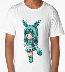 Glaceon Magical Girl Chibi Long T-Shirt