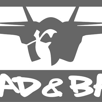 Mad Bad by rustyredbubble