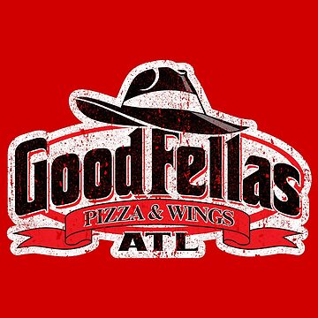 Goodfellas Pizza & Wings - Baby Driver by huckblade
