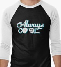 siempre fresco Baseball ¾ Sleeve T-Shirt