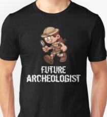 Future Archeologist Shirt For Girls - Archeologist Shirt Unisex T-Shirt