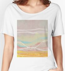 Dreamy Hills II Women's Relaxed Fit T-Shirt