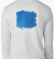 Square blue watercolour  T-Shirt
