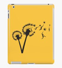 Dandylion Flight iPad Case/Skin