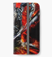 Knight Monster  iPhone Wallet/Case/Skin