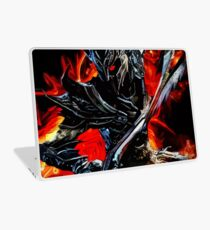 Knight Monster  Laptop Skin