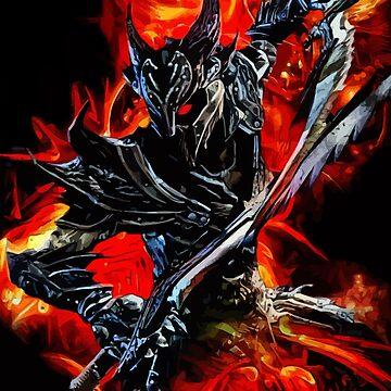 Knight Monster  by hustlart
