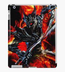 Knight Monster  iPad Case/Skin