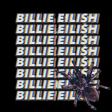 Billie Spider by retr0babe