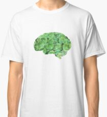 Herbal Gotu Kola Brain - Herbalism, Herbs, Centella Classic T-Shirt