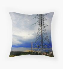 Highwire Throw Pillow