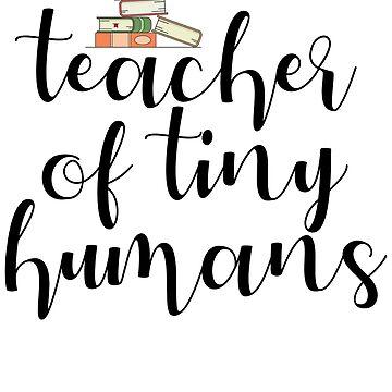 Teacher Of Tiny Humans by kamrankhan