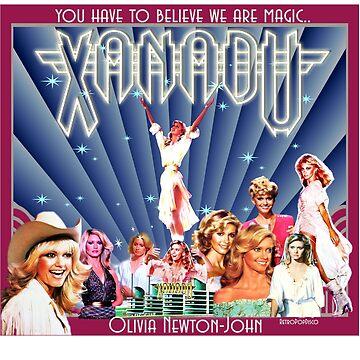 Xanadu Anniversary by retropopdisco