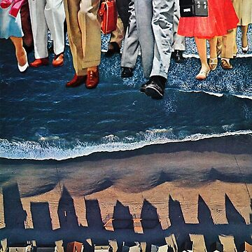 They Came from the Sea by eugenialoli