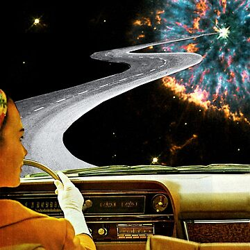 On the Road to the Akashic Library by eugenialoli