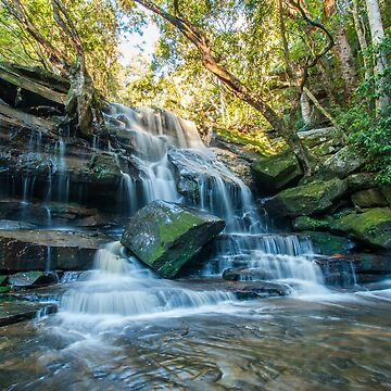 Somersby Falls, Central Coast by rossacampbell
