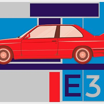 E30 dreaming by BGWdesigns