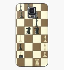 Chess pieces for a chess tournament Case/Skin for Samsung Galaxy