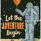 Let the Adventure begin by All-Streets