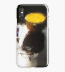 familiar things iPhone Case