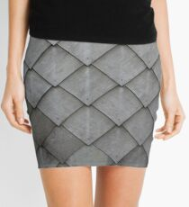 Shingle Mini Skirt