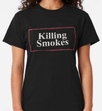 killing smokes party shirts No limit summer T-shirt cool Classic T-Shirt