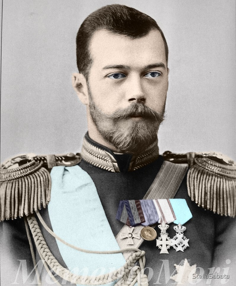 a report on nicholas the last tsar Russian experts exhume the remains of the last tsar - nicholas ii - and his family, as they re-examine their murder by revolutionaries in 1918.