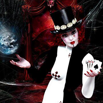 Cosmic Joker by Allegra