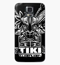 polynesian tiki logo Case/Skin for Samsung Galaxy