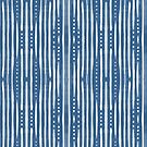 Shibori Tribal #redbubble #shibori by designdn