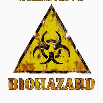 Biohazard by Thorigor