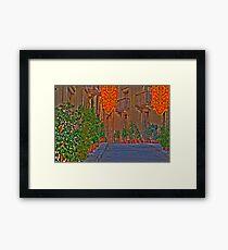 Birgu Framed Print