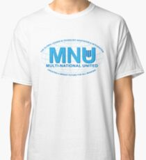 Multi National United Classic T-Shirt