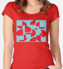 Tomatoes Women's Fitted Scoop T-Shirt