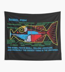 NDVH Babel Fish Wall Tapestry