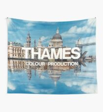 NDVH Thames Wall Tapestry