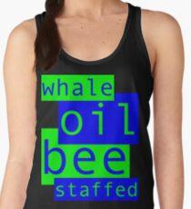Whale Oil - Blue & Green T-Shirt
