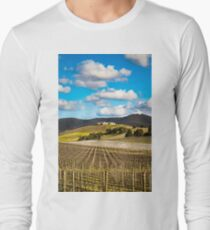 Winery in winter Long Sleeve T-Shirt