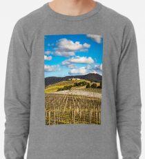 Winery in winter Lightweight Sweatshirt