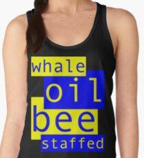 Whale Oil - Blue & Yellow T-Shirt