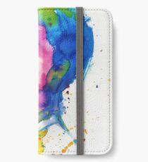 Ink portrait iPhone Wallet/Case/Skin