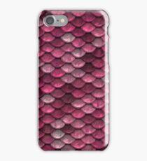 Pink Scale iPhone Case/Skin