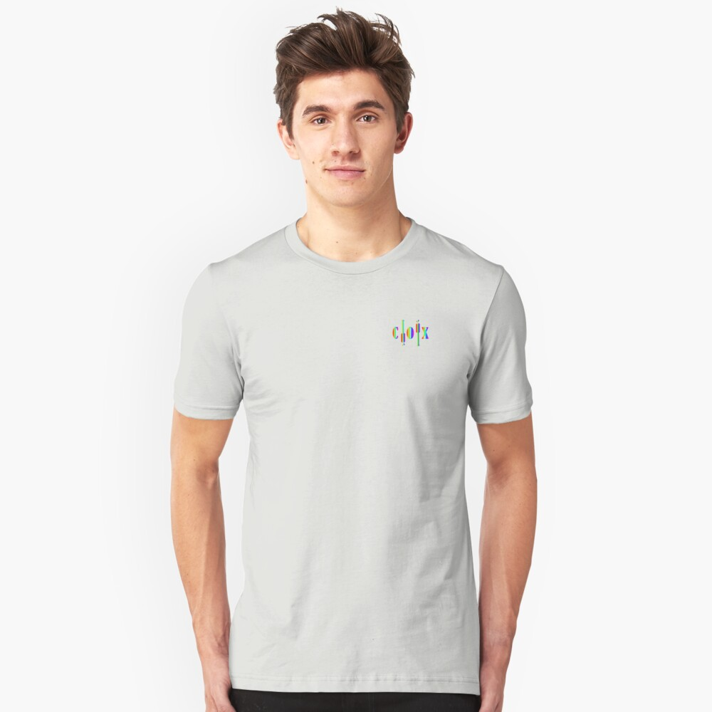 Pride C|O|X Paddles small Unisex T-Shirt Front