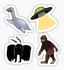 Cryptid Pack Sticker