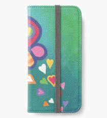 Flying Butterfly iPhone Wallet/Case/Skin