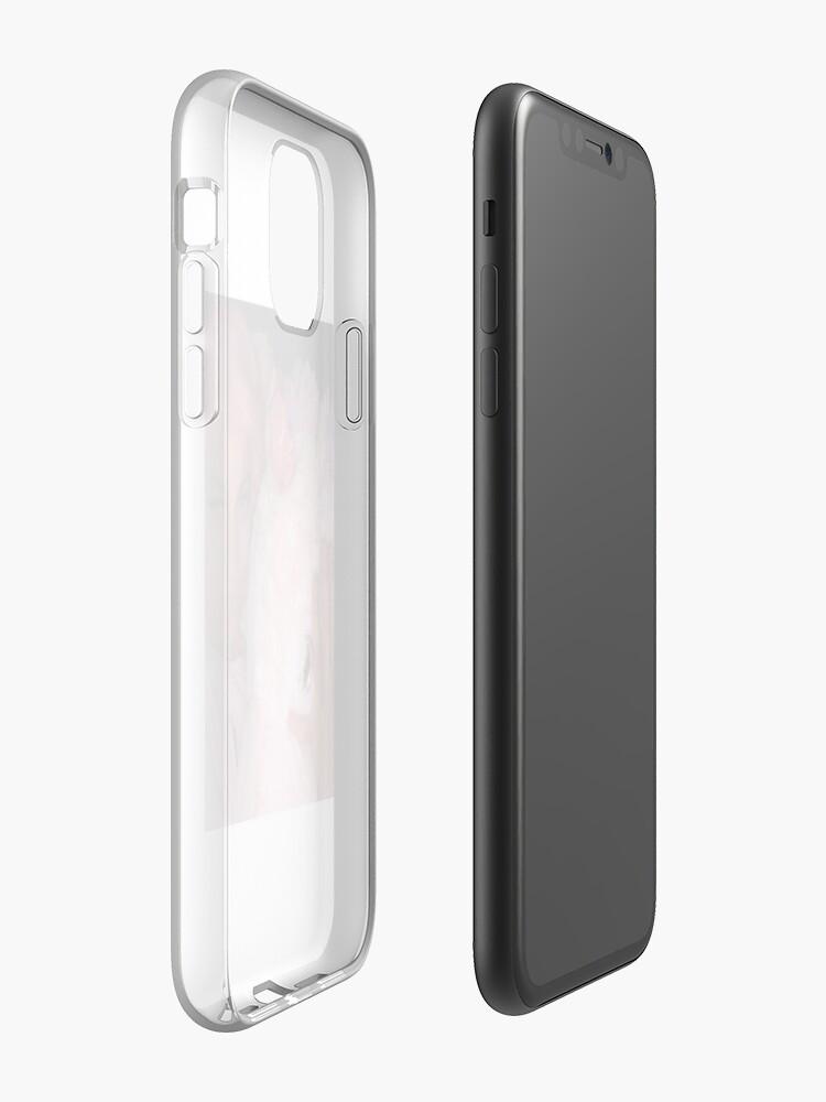 Coque iPhone «ayleks», par trippiereddrose