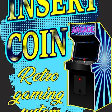 Insert Coin by tshart