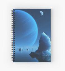 Caerulea Spiral Notebook